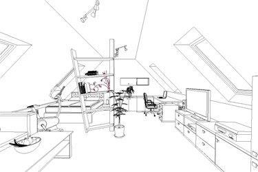 Návrh 3D